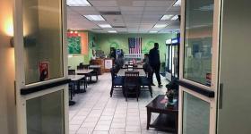 VA Room Rental Cafe